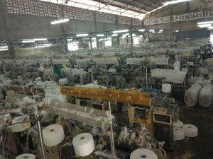 โรงงานถุงมือผ้า