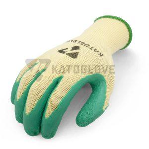 ถุงมือเคลือบlatex